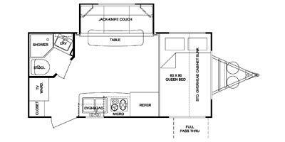 fun finder rv floor plans 2012 cruiser rv fun finder x series m 189 fbs specs and standard equipment nadaguides