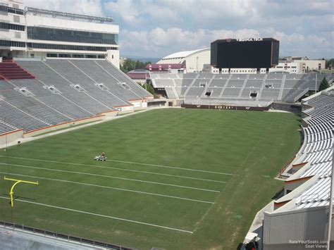 section 401a lane stadium section 401 rateyourseats com