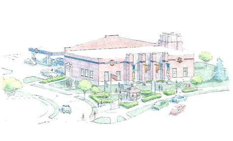 plan for developing former armory in south portland wins