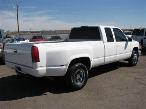 find used 1997 gmc 3500 dually 7 4 liter 454 cu
