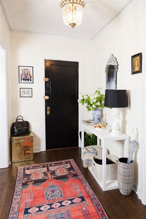 entryway rug ideas 25 best ideas about apartment entryway on pinterest