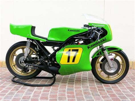 Motorrad Grand Prix Guide 1974 by 1974 Kawasaki 500cc H1 Rw Grand Prix Racing Motorcycle