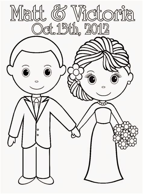 coloring page wedding printable wedding coloring pages many interesting