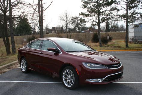Chrysler 200 Car by Car Report Chrysler 200 Redesigned For 2015 Wtop