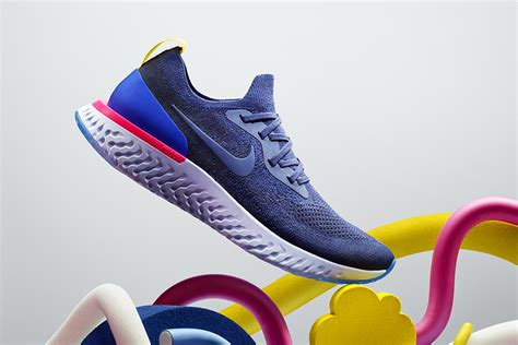 Sepatu Nike React 2018 why athletes the nike epic react flyknit sneakers