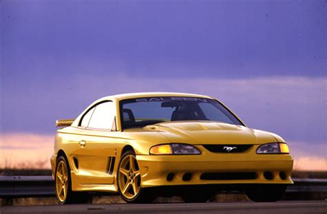 1997 mustang saleen 1997 saleen mustang pictures history value research