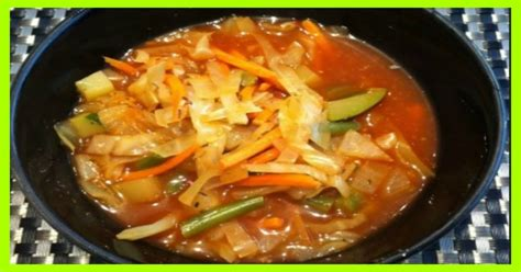 weight watchers 0 point soup recipe weight watchers 0 point cabbage soup weight watchers recipes