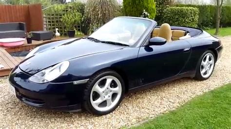 Porsche 911 Carrera 4s Convertible For Sale by Video Review Of 1999 Porsche 911 996 Carrera Convertible