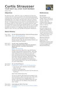 Assistant News Director Sle Resume by Operations Engineer Resume Sles Visualcv Resume Sles Database