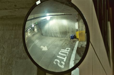 Parking Garage Mirrors by Parking Garage Mirror By Happeningstock On Deviantart