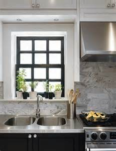 Kitchen Cabinets With Windows Two Tone Kitchen Cabinet Ideas The Ugly Duckling House