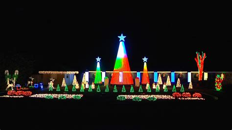 baton rouge christmas lights guide 2016