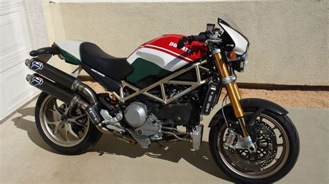 ducati monster for sale 2008 ducati monster s4rs tricolore for sale bike urious
