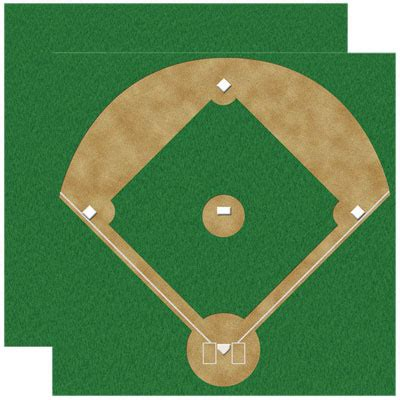 How To Make A Baseball Out Of Paper - diy baseball bulletin board landeelu
