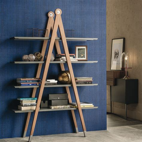 decorative functional contemporary bookshelf from modular to minimal trendy bookcases for the