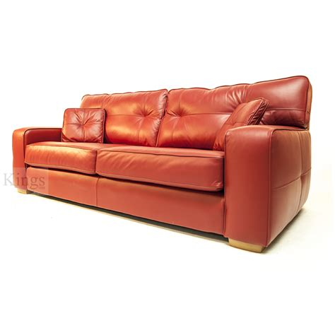 hays sofa collins and hayes drake sofa and chair in red leather
