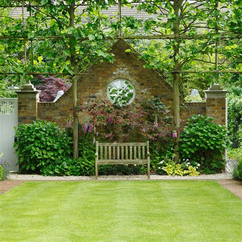 Home Plans With Courtyards by Small Garden Ideas To Make The Most Of A Tiny Space