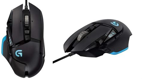 Mouse Gaming Logitech top 5 best gaming mice the heavy power list heavy