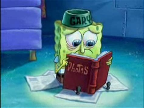 Sad Spongebob Meme - spongebob sad