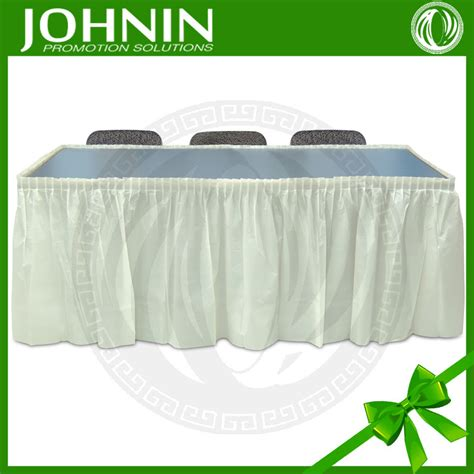 cheap polyester table skirts decorative table skirts for bedrooms photograph sale w