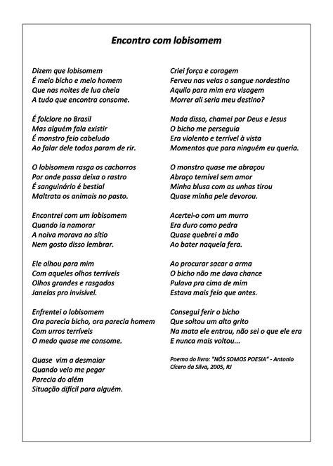 Diversos Poemas sobre Folclore