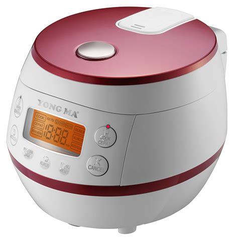 Automatic Otomatis Rice Cooker Kaki 3 jual yong ma ymc112bi auto clean smart black rice cooker harga kualitas terjamin