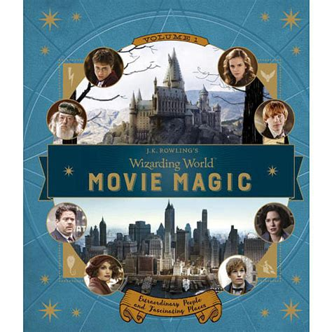 libro j k rowlings wizarding world j k rowling s wizarding world movie magic raff and friends