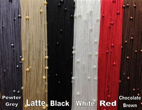how to make beaded door curtains beaded string curtain fly screen door curtain many