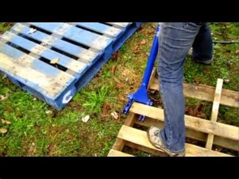dismantling the racism machine a manual and toolbox books debbie uses the deluxe pallet buster to turn free wood