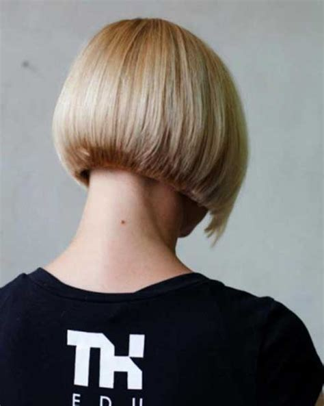 very shor bobbed back view ofhairstyles for women over 60 2013 short bob haircuts for women short hairstyles 2017