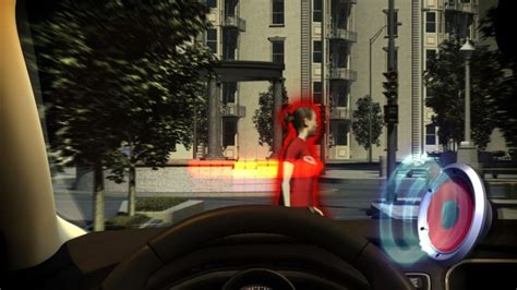 drivers guide       pedestrian detection systems bostoncom