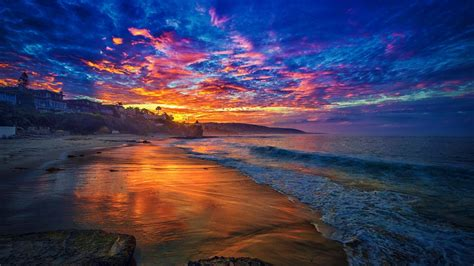 wallpaper for desktop sunrise beach sunrise wallpapers wallpaper cave