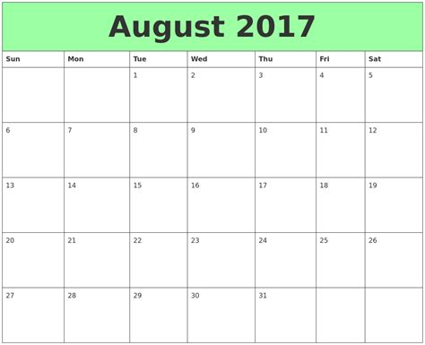 Calendar For August Search Results For Calender Calendar 2015