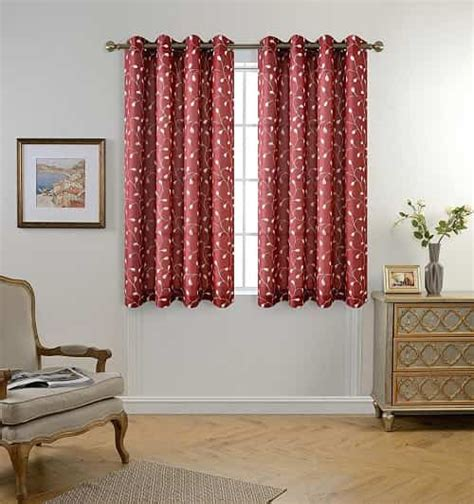 Maroon Curtains For Living Room Ideas Burgundy Curtains For Living Room Smileydot Us