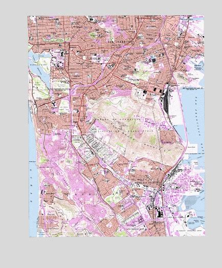 san jose topographic map san francisco south ca topographic map topoquest