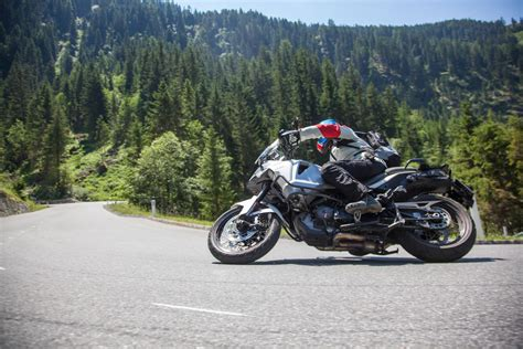 Motorrad Test Reiseenduro by Reiseenduro Test In Den Alpen 2015 Motorrad Fotos