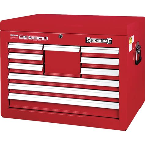 sidchrome 10 drawer tool chest i n 6120153 bunnings