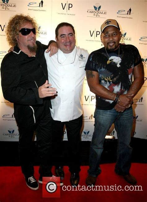 Sammy Hagar And Emeril Lagasse Charity Event 2 by Sammy Hagar Emeril Lagasse Foundation S 5th Annual