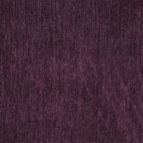 upholstery fabric purple d790 purple solid soft chenille upholstery fabric by the yard