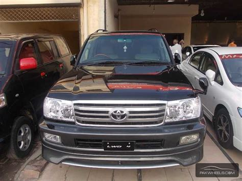 2005 toyota land cruiser for sale used toyota land cruiser vx limited edition 2005 car for