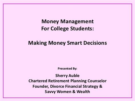 money smarts what students want graduates need and parents wish to about money books money management for college students money smart
