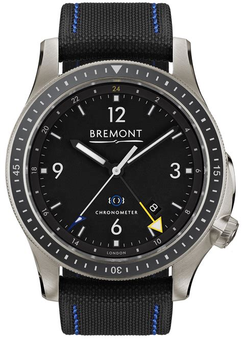 bremont boeing model 1 ti gmt bremont simply