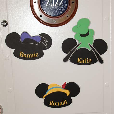 disney cruise door magnets printable studio design gallery best design