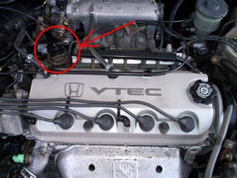 1999 honda accord egr valve where is the egr valve located honda tech