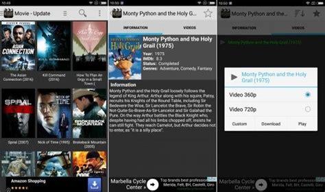 aplikasi membuat film android 4 aplikas download film di smartphone android gratis