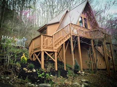 Bridge Cabin Rentals by Cabins At River Gorge 5 Cabin Rentals