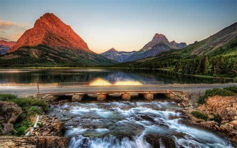 glacier national park glacier national park montana usa wallpaper 36662
