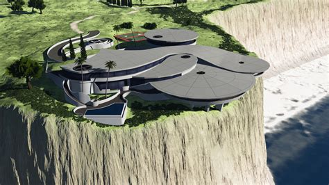 Ironman House by Tony Stark Mansion By Chakotay02 On Deviantart