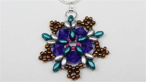 how to make jewelry necklace how to make a beaded pendant beading jewelry necklace diy