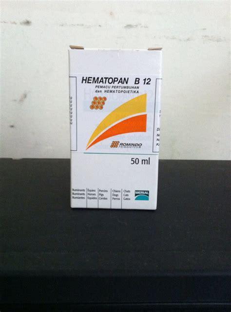 Suntikan Vitamin B12 hematopan b 12 netherlands indonesia